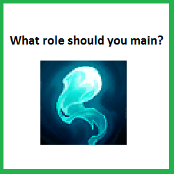 What role should you main?