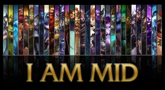 Which mid laner should you play?