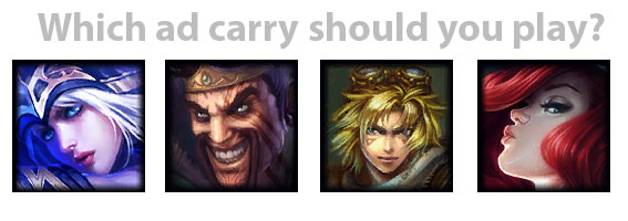 Which ad carry should you play?