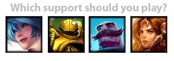 which support should you play?