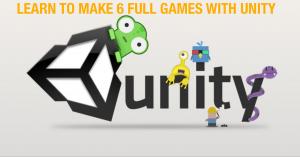 6 games unity