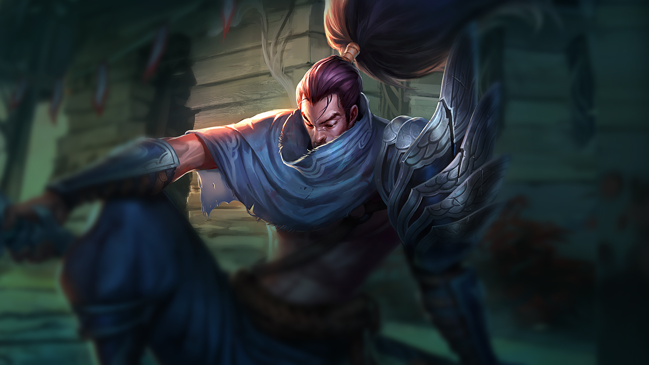 Let's start with an easy one.. how is Yasuo his Q skill called?