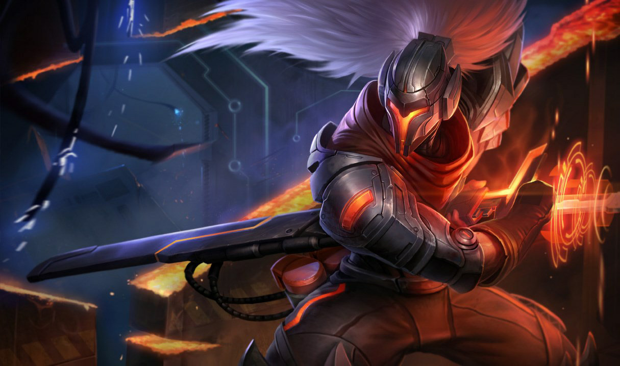When Project: Yasuo was first named on PBE, what was its name?